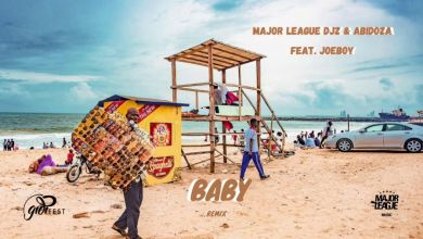 "Listen To Major League DJz & Abidoza's ""Baby (Amapiano Remix)"" Ft. Joeboy Image"