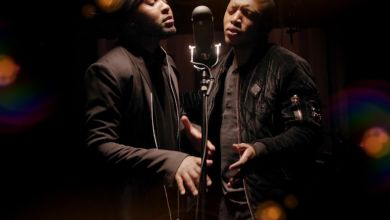 Photo of Dumi Mkokstad & Vusi Nova's Yibanathi Music Video Drops This Friday