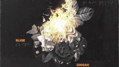 Nadia Nakai, Sliqe & Zingah - Real Life - Single