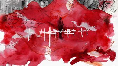 Msaki - Blood Guns and Revolutions - Single