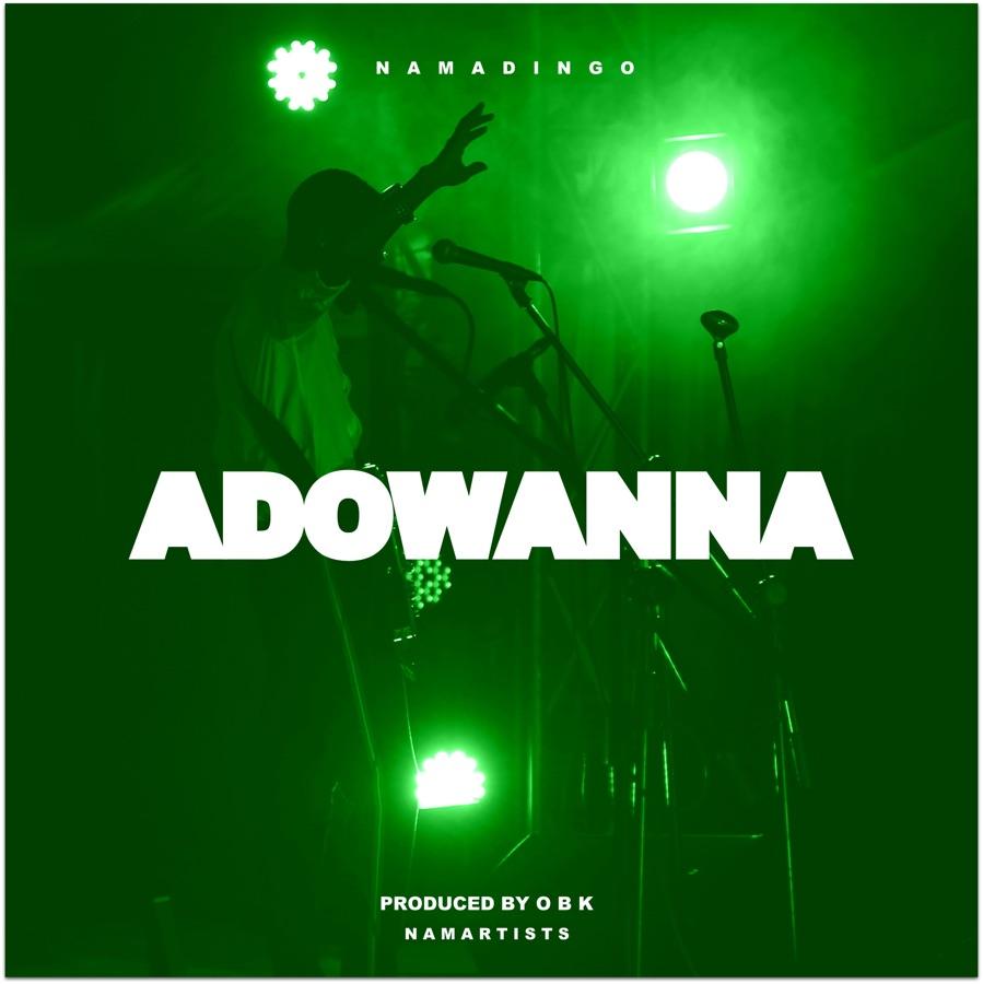 Namadingo - Adowanna - Single