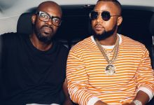 """Photo of Black Coffee Says Cassper Nyovest Is """"King"""""""