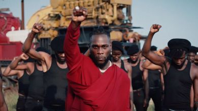 """Photo of Burna Boy Explores Systemic Racism & Its Effects In """"Monsters You Made"""" Video Ft. Chris Martin 