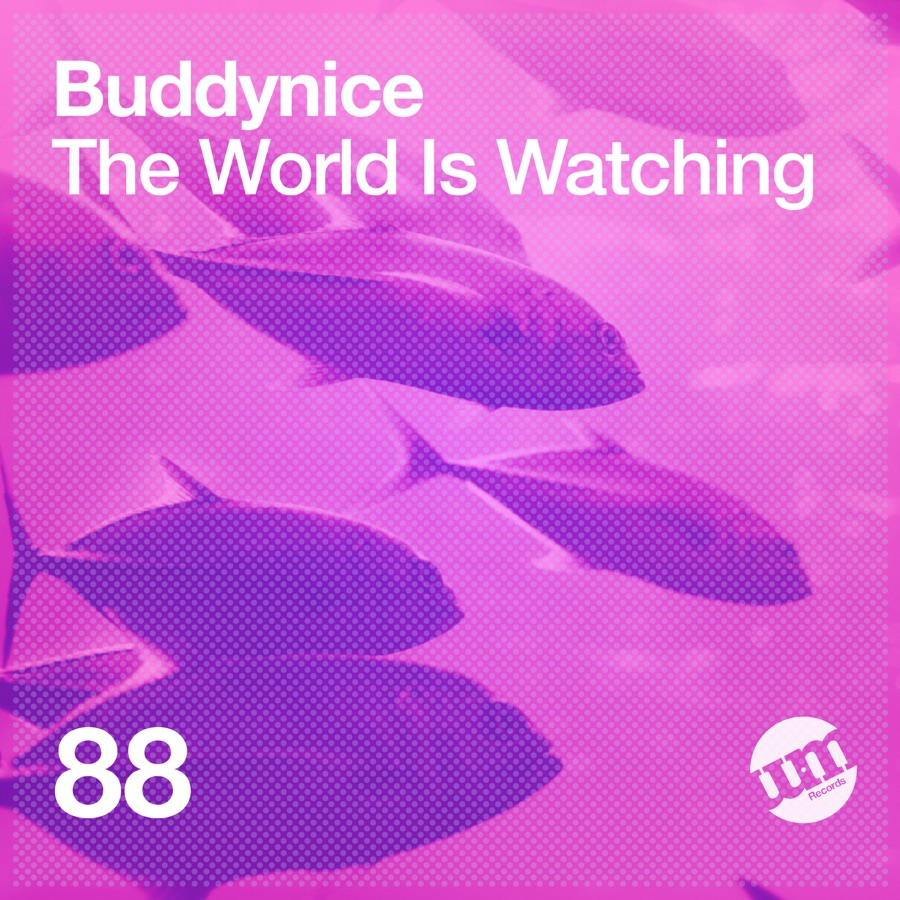 Buddynice - The World Is Watching - Single