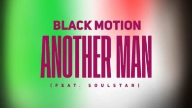 """Black Motion Drops """"Another Man"""" With Soulstar   Listen"""