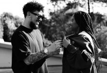AKA's New Bhovamania Merch Just Dropped, And Fiancé Nelli Tembe Is The Model