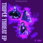 """Breeze Zulu Bass King Drops """"Tripple Threat"""" EP Ft. Moozlie, Rouge & Thabsie"""