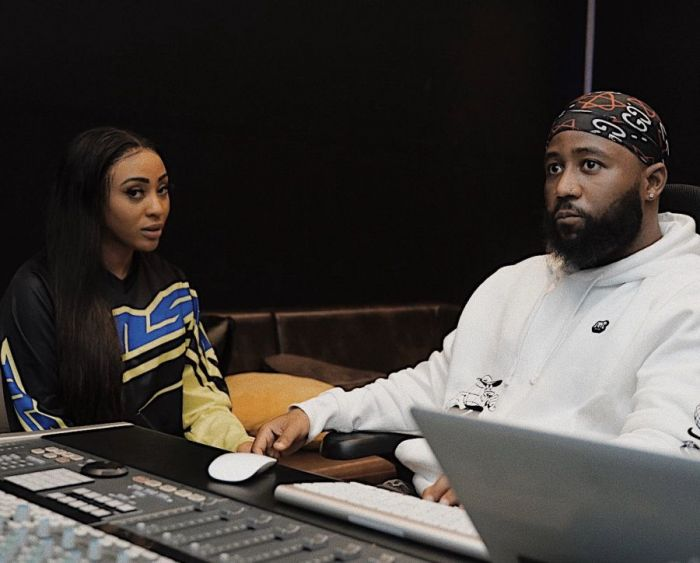 """Cassper Nyovest Say Nadia Nakai Will Feature On """"A.M.N."""" Album Image"""