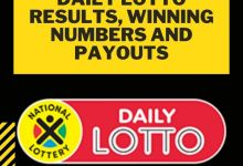 Photo of SA Daily Lotto Results, Winning Numbers, Jackpot And Payouts