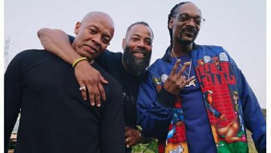 Dr. Dre, Snoop Dogg And More Have An Epic Boys Union