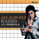 "Eminem features on Young M.A's ""Me Always Radio"""