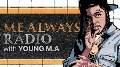 """Eminem features on Young M.A's """"Me Always Radio"""""""