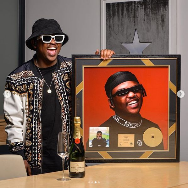 """Focalistic's """"Ke Star"""" Song With DJ Maphorisa and Kabza De Small has Gone Gold"""