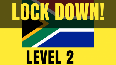 Here Are The New Level 2 Lockdown Rules For SA