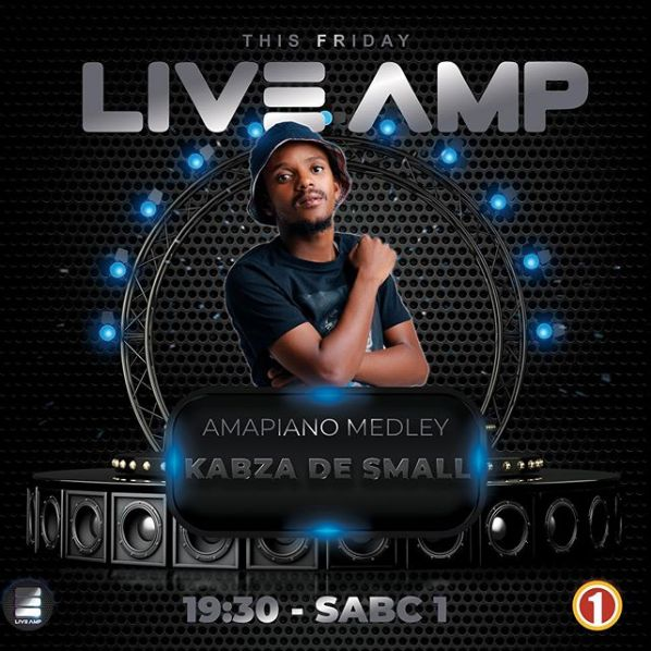Kabza De Small, Daliwonga & Nia Pearl To Deliver Some Amapiano Medley On Live AMP
