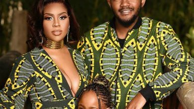 Photo of Kwesta and Yolanda's Baby Shower In Pictures