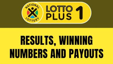 SA Lotto PLUS 1 Results, Winning Numbers & Payout Today