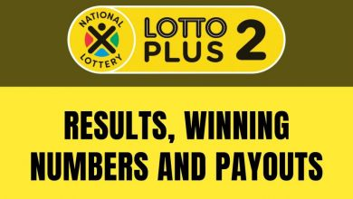 SA Lotto PLUS 2 Results, Winning Numbers & Payout Today