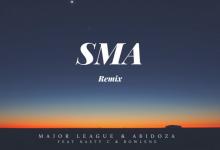 "Major League & Abidoza Present ""SMA (Amapiano Remix)"" Ft. Nasty C & Rowlene"