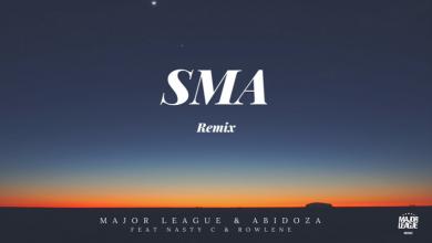 """Photo of Major League & Abidoza Present """"SMA (Amapiano Remix)"""" Ft. Nasty C & Rowlene"""