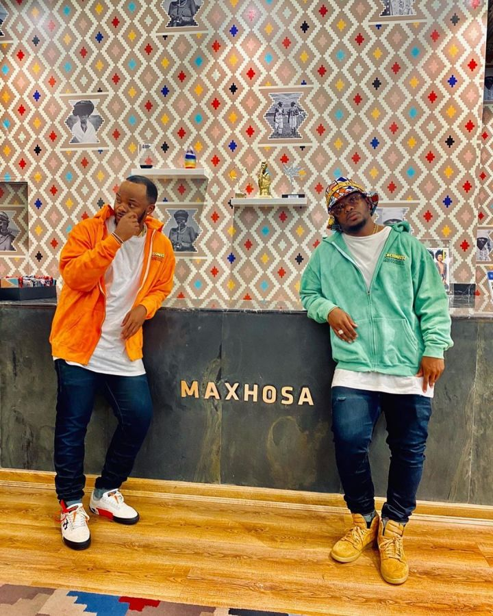Major League DJz – Amapiano Live Balcony Mix 28 (Maxhosa Store)
