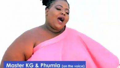"""Jerusalema Crooner, Master KG Links Up With Phumla For """"Vulindlela"""""""