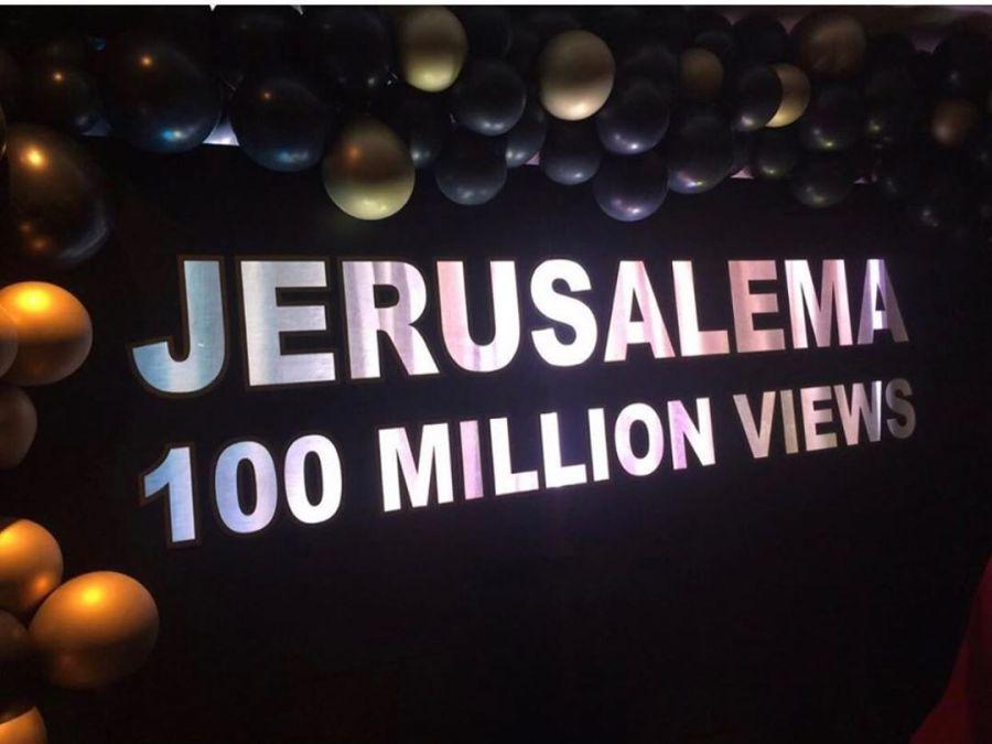 "Master KG's ""Jerusalema"" Music Video Feat. Nomcebo Reaches Milestone Of 100 million YouTube Views"