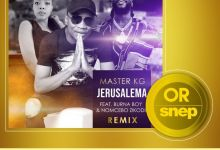 Master KG's Jerusalema Remix Featuring Burna Boy Certified Gold