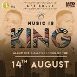 "MFR Souls To Drop ""MUSIC IS KING"" Album On Friday The 14th, See Artwork"
