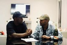 Mr Thela & Mshayi Officially Becomes Business Partners As The Jointly Start A Record Label