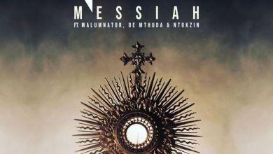 "Njelic Drops ""Messiah"" Featuring De Mthuda, Ntokzin & MalumNator | Listen Image"