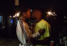 Photo of Okmalumkoolkat And Bae Share A Passionate Kiss In New Shot