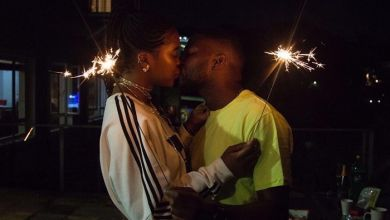 Okmalumkoolkat And Bae Share A Passionate Kiss In New Shot