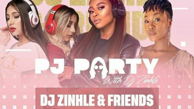 Party With DJ Zinhle To Be Honoured By Lamiez Holworthy And Pink Molly Image