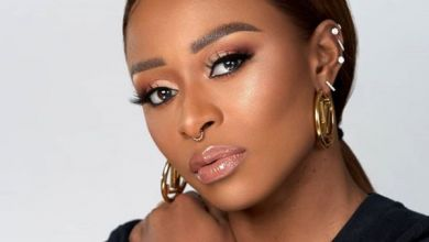 DJ Zinhle In Love With Sam Smith