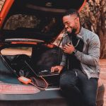 Prince Kaybee Laughs Off DJ Maphorisa's Colourful Outfit