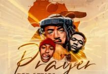 "Qwestakufet, TheologyHD, BuhleMTheDJ Join Forces In A ""Prayer for Africa"""