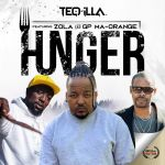 "Teq-illa Expresses ""Hunger"" In Song Featuring Zola & GP Ma Orange"