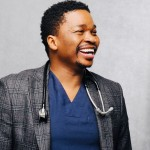 Dr Tumi's Phone Snatched While Making A Call [Video]