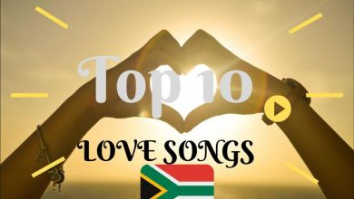 Photo of SA: Top 10 South African Love Songs