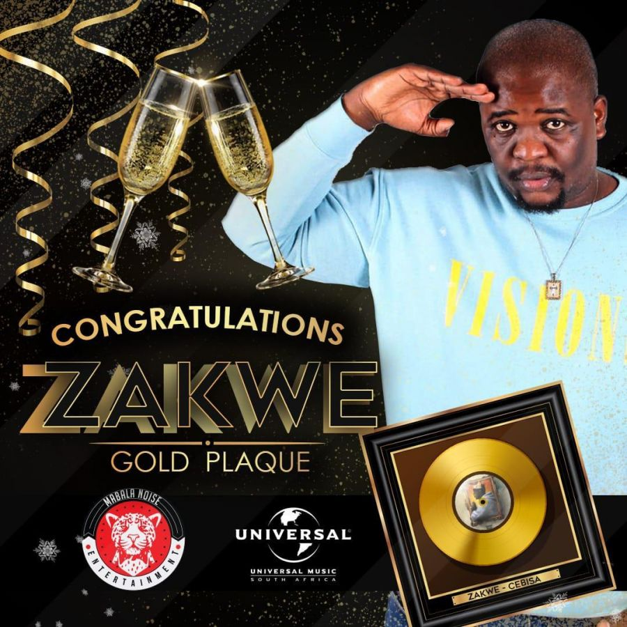 """Zakwe's Handover Lunch Party For """"Cebisa"""" Gold Plaque In Pictures"""