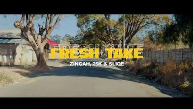 "Zingah, 25K & Sliqe Premiere ""Fresh Take"" Music Video | Watch"