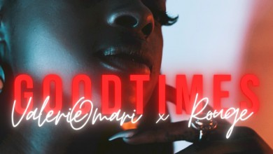 """Photo of Valerie Omari Share """"Goodtimes"""" Remix With Rouge"""
