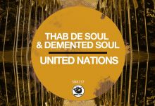 Thab De Soul & Demented Soul - United Nations - Single