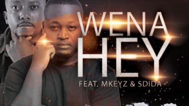 "C'buda M & Mhaw Keys feature MKeyz & Sdida on ""Wena Hey"""