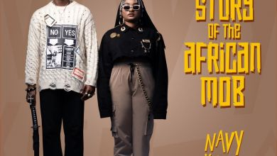 """Navy Kenzo tells the """"Story Of The African Mob"""" with new album"""