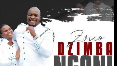 Mambo Dhuterere - Zvinodzimba Ngoni - EP
