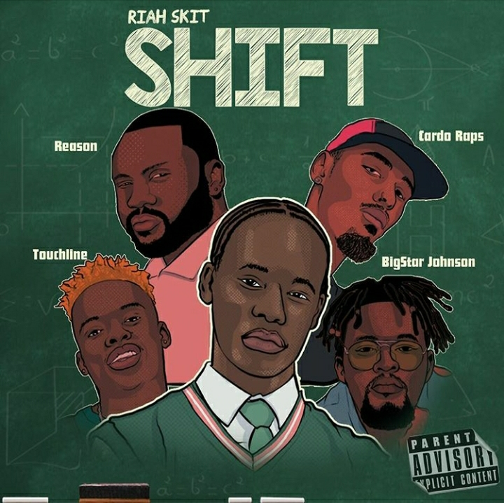 "Reason Announces ""Riah Skit"" Debut Single, ""Shift"" Feat. Touchline, Cardo Raps & Bigstar Johnson"