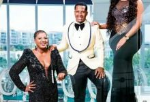 Twitter Users React As Shauwn Mkhize and Andile Mpisane Are Nominated For Hollywood TV awards