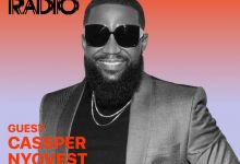 Apple Music's Africa Now Radio with Cuppy This Sunday with Cassper Nyovest